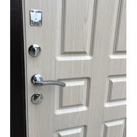 Входная дверь Ратибор Комфорт (Дуб беленый)