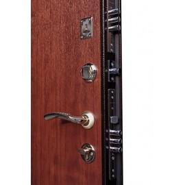 Входная дверь Ратибор Практик (Итальянский орех)