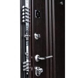 Входная металлическая дверь Ратибор Престиж 3К (Венге)