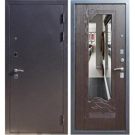 Входная металлическая дверь Ратибор Милан с зеркалом (Венге)