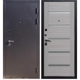 Входная металлическая дверь Ратибор Ника (Сандал белый)