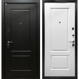 Входная дверь Ратибор Барьер 3К (Венге / Ясень белый)
