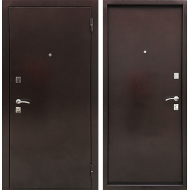 Входная дверь Ратибор Дачная (Антик медь / Антик медь)