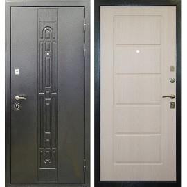 Входная металлическая дверь Ратибор ДСВ (Дуб выбеленный)