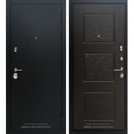 Входная металлическая дверь Ратибор Эверест (Венге)