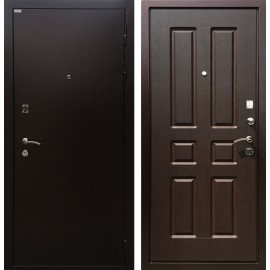 Входная дверь Ратибор Комфорт (Орех премиум)