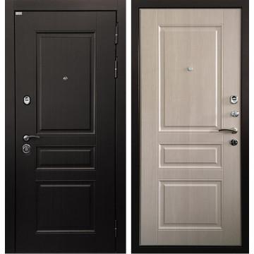 Входная металлическая дверь Ратибор Лондон 3К (Венге / Экодуб)