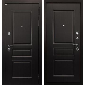 Входная металлическая дверь Ратибор Лондон 3К (Венге / Венге)
