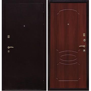 Входная металлическая дверь Ратибор Модерн (Итальянский орех)