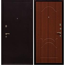 Входная металлическая дверь Ратибор Патриот (Ольха светлая)
