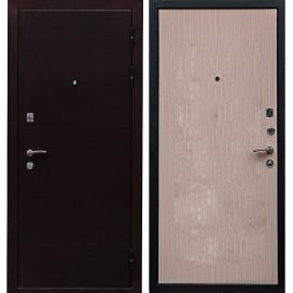 Входная дверь Ратибор Практик (Медный антик / Венге светлый)