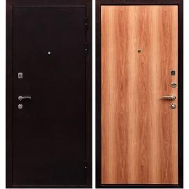 Входная дверь Ратибор Практик (Миланский орех)
