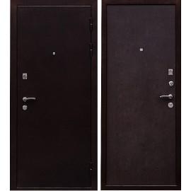 Входная дверь Ратибор Практик (Медный антик / Венге)