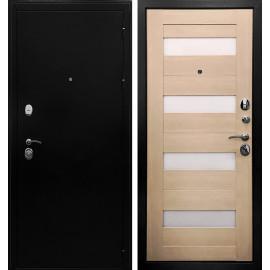 Входная дверь Ратибор Резидент 3К (Антик темное Серебро / ЭкоДуб)