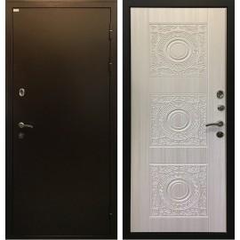 Входная дверь Ратибор Спарта (Белый жемчуг)