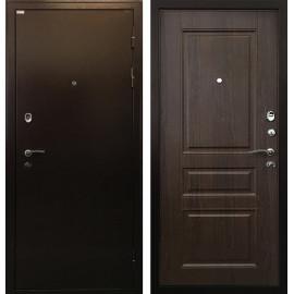 Входная дверь Ратибор Статус (Медный антик / Венге капучино Винорит)