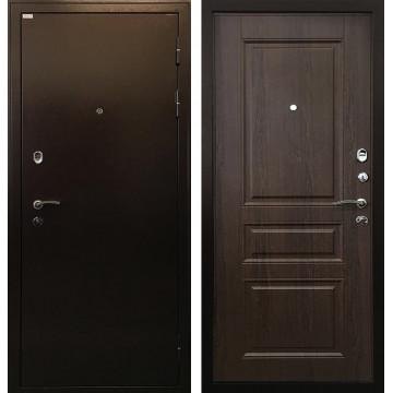 Входная металлическая дверь Ратибор Статус (Медный антик / Венге капучино Винорит)