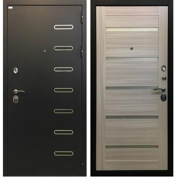 Входная металлическая дверь Ратибор Стелла 3К (Сандал белый)