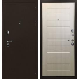 Входная дверь Ратибор Тренд 3К (Медный антик / Лиственница беж)