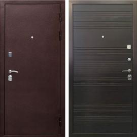 Входная дверь Ратибор Вектор (Венге поперечный)