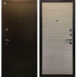 Входная дверь Ратибор Горизонт (Акация белая)