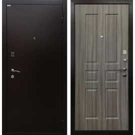 Входная металлическая дверь Ратибор Комфорт (Палисандр светлый)