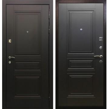 Входная металлическая дверь Ратибор Лондон (Венге)