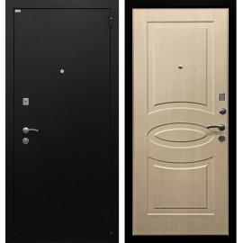 Входная дверь Ратибор Классик 3К (Черное Серебро / Экодуб)