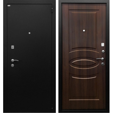 Входная металлическая дверь Ратибор Классик 3К (Орех бренди)