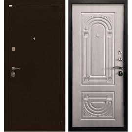 Входная дверь Ратибор Оптима 3К (Медный антик / Экодуб)
